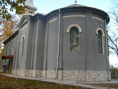 Biserica Dorgos